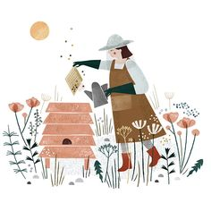 The Beekeeper by Clare Owen
