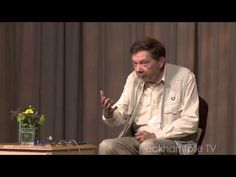 Eckhart Tolle TV: Dealing with Unconsciousness - YouTube