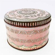 Vintage Carr & Co Ltd Biscuits Tin