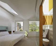 Clever Family Home Makeover in London by Neil Dusheiko Architects - http://freshome.com/2014/01/08/clever-family-home-makeover-london-neil-dusheiko-architects/