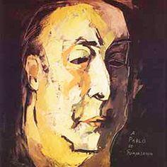 Guayasamin, Oswaldo. (1952). Pablo Neruda   www.facebook.com/EdoctumRevista