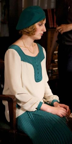 Lady Edith -- Downton Abbey
