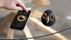 Ulo is a precious little gadget that monitors your house, takes pictures, and keeps you safe — all with the charm of a cartoon owl.