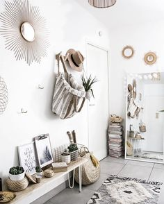 WEBSTA @ junesixtyfive - Home ✔️La deco de mon entrée en détail sur le blog|| http://liketk.it/2pMtM @liketoknow.it #liketkit#home #deco #inspi #diy #decoration #inspiration #LKThome