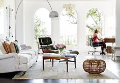 This 1920s Spanish Colonial Home Is Vintage Eclectic Done Right via @MyDomaine