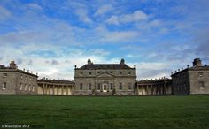 Russborough House, wicklow, ireland 1741.  Open to the public and houses a great art collection.