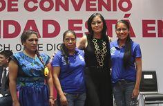 Así lo manifestó su titular, Miriam Tinoco, quien en el marco del Día de la Madre señaló que de acuerdo con el compromiso del gobierno de Silvano Aureoles, la Sepsol ...