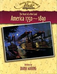 Heart of a New Land - America 1750-1890 - Exodus Books