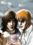 X-men Shatterstar and Rictor