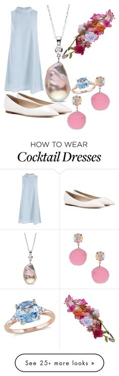 """Untitled #4188"" by hannah-graves on Polyvore featuring Jimmy Choo, Miss Selfridge and Accessorize"