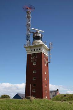 Leuchtturm Helgoland, Nordsee, Germany