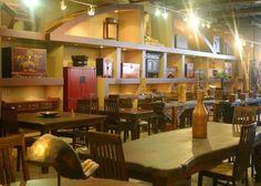 Kuda Furniture. Asian-Inspired Decor Shop in Liberty Village.