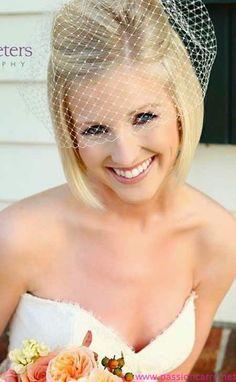 coiffure mariage cheveux courts avec bandeau - Google Search