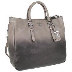 ombrae prada handbag