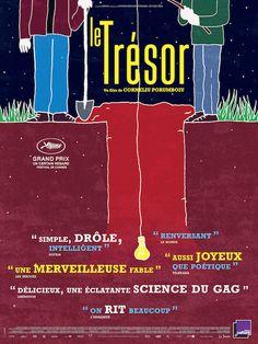 Concours : gagnez 20 places de ciné pour le film Le Trésor