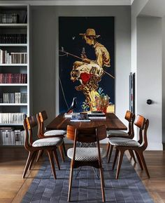 Dining room inspiration design