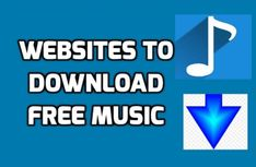 Music Download Websites, How To Download Songs, Free Software Download Sites, Cool Websites, Top 10 Music, Music And The Brain, Great Song Lyrics, Music Sites, Free Songs