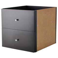 KALLAX Ένθετο με 2 συρτάρια - IKEA