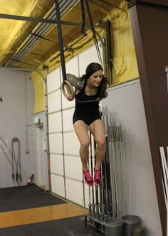 Can't afford a CrossFit gym?  Do CrossFit @ Home!