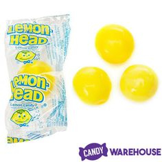 Lemonhead Candy: 150-Piece Tub Sour Gummy Bears, Sour Gummy Worms, Lemonhead Candy, Lemon Head, Candied Lemons, Sour Candy, Favorite Candy, Tub, Yummy Food
