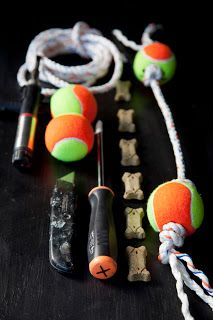handmade dog toys <3 BELLA