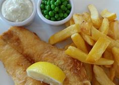 Fish and Chips in #Edinburgh
