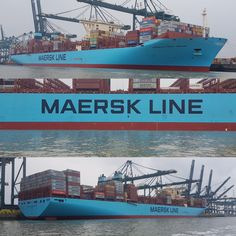 Maersk Line, Weird Cars, Opera House, Boats, Fair Grounds, Container, Ships, Building, Places