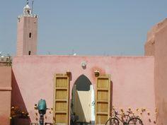Marraquech, Marruecos, 2003