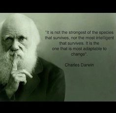 Charles Darwin Quotes & Sayings Now Quotes, Great Quotes, Quotes To Live By, Inspirational Quotes, Smart Quotes, Meaningful Quotes, Funny Quotes, Funny Memes, Charles Darwin
