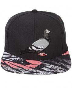9e0180551fbf2 Staple - Lava Pigeon Snapback Cap -  32