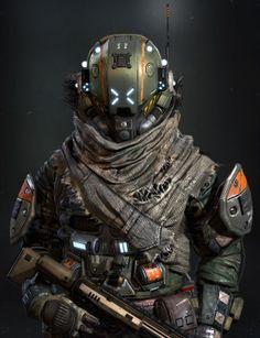 X soldier