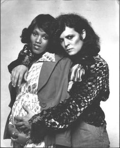 Marc Bolan și Gloria Jones