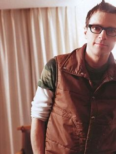 "Rivers Cuomo. ""Time flies when you're having fun. Time Flies when you live on the run. The harder I go, the more I realize…Time flies."""