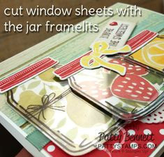 Die Cut window sheet