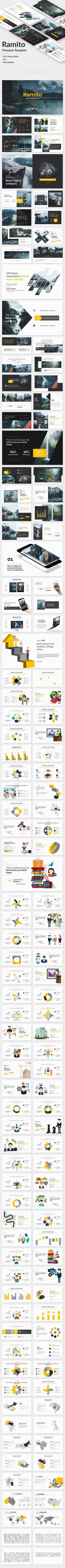 Ramito Creative Powerpoint Template - Creative PowerPoint Templates