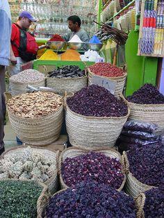 Market  Egypt
