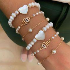 Diy Wire Jewelry Rings, Cute Jewelry, Beaded Jewelry, Jewelery, Jewelry Accessories, Jewelry Making, Beaded Bracelets, Bracelet Crafts, Jewelry Crafts