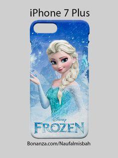 Princess Elsa Frozen iPhone 7 PLUS Case Cover Wrap Around