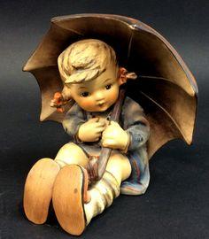 Lot 1059: 1957 Goebel Hummel Figurine June 27, 2015
