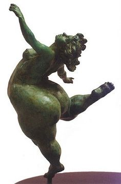 Joyful fat #beautiful #plussize #bbw #art #sculpture
