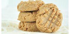 cookie1   3-Ingredient Peanut Butter Cookies Will Rock Your World