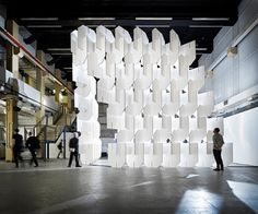 World Architecture Festival 2015 Finalists Presented At Populous-designed Exhibition - http://decor10blog.com/decorating-ideas/world-architecture-festival-2015-finalists-presented-at-populous-designed-exhibition.html