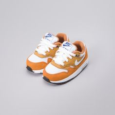 261a980c0a1c0 Toddler s Air Max 1 Premium Retro Dark Curry. Air Max 1Chaussures De Bébé