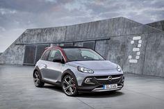 Opel Adam Rocks S : une voiture pas si sage