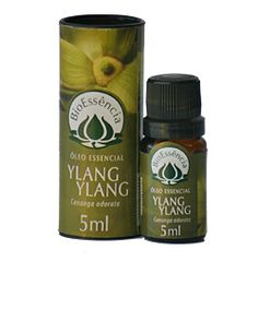 Óleo Essencial de Ylang Ylang Bioessência - 5ml