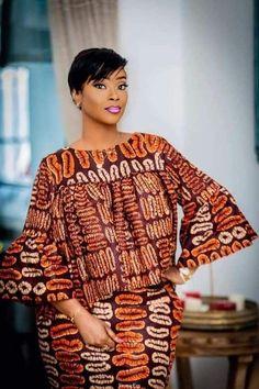 2020 Ankara Dresses Styles: Beautiful Ankara Styles To Rock - Dabonke : Nigeria Latest Gist and Fashion 2019 Best African Dresses, African Fashion Ankara, African Traditional Dresses, Latest African Fashion Dresses, African Print Dresses, African Print Fashion, African Attire, African American Fashion, Africa Fashion