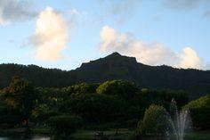 Kauai, the sleeping giant