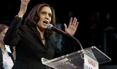 Kamala Harris: 'Do Not Despair. Do Not Be Overwhelmed.'