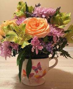 Celebrating Mother's Day and the World's Toughest Job With Teleflora | The Shopping Mama