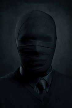 Juha Arvid Helmien: mask